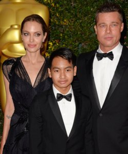 "Angelina Jolie: ""Maddox Will Be On Set Every Day After School"""