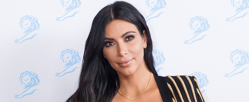 Kim Kardashian's Secret Weapon Against Hair Damage