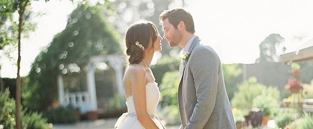 13 Breathtaking Wedding Dresses Worn By Your Favorite Fashion Bloggers
