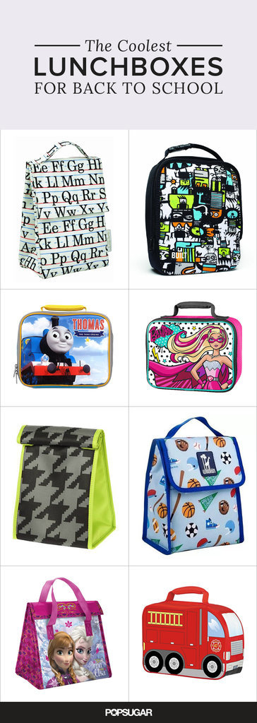 Your Kid Will Walk Down to the Cafeteria in Style With Any of These 50 Lunch Bags