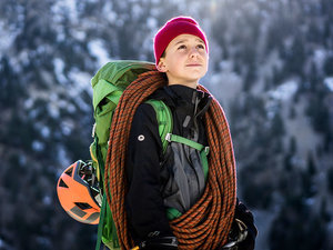 11-Year-Old California Boy Is Climbing the World's Tallest Mountains for Children with Muscular Dystrophy