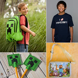 15 Back-to-School Finds For Minecraft-Obsessed Kids