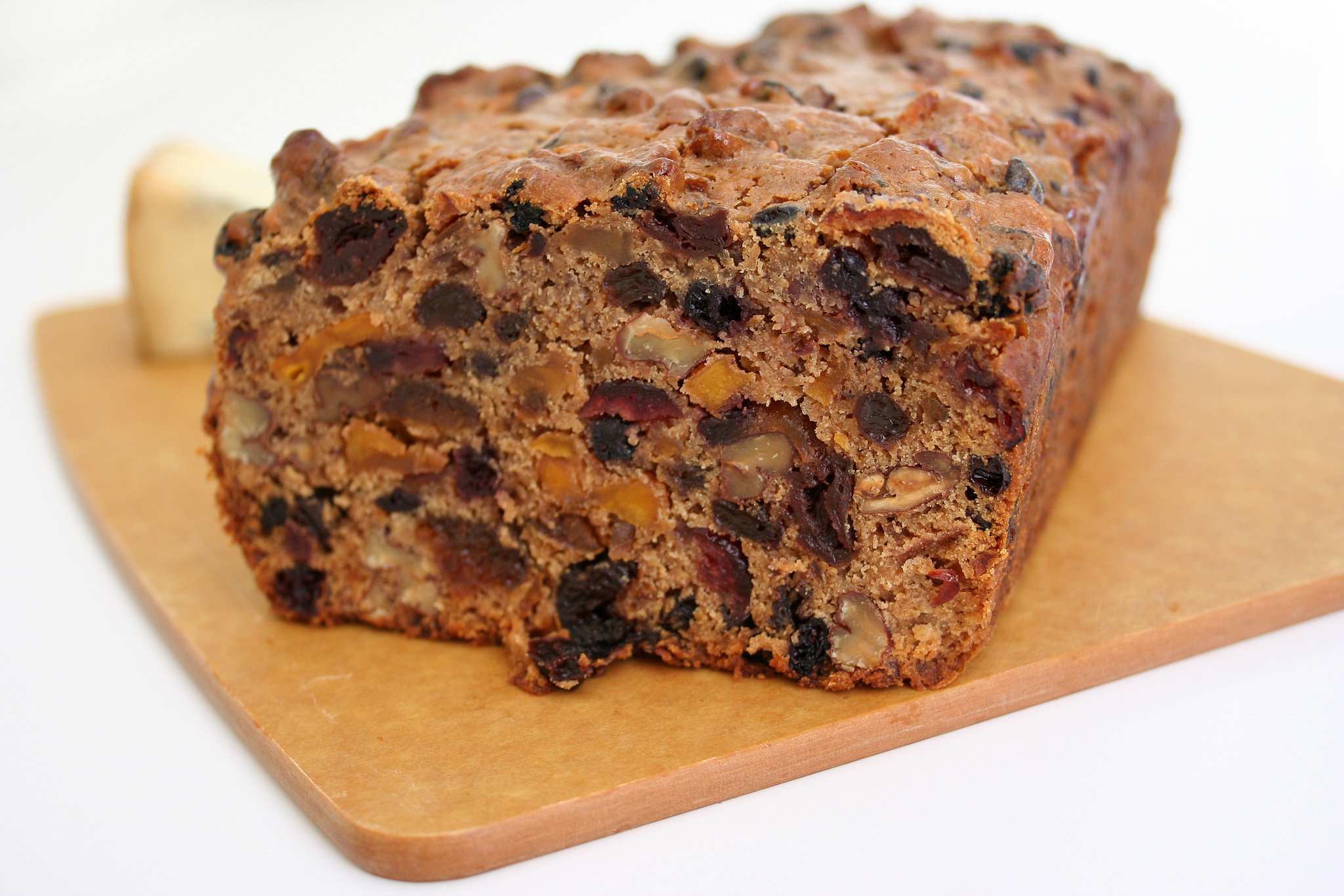 how to make fruit cake video