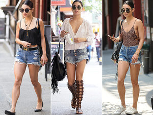 Celebs' Summer Denim Signatures