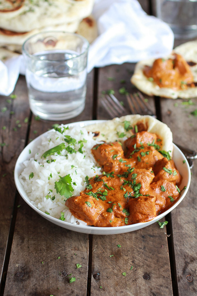 Slow Cooker Butter Chicken Recipes — Dishmaps