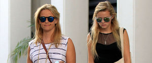 Reese Witherspoon and Ava Double Up For a Summer Day Out