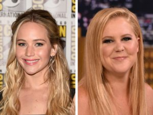 Amy Schumer And Jennifer Lawrence Are Friends, So Now All Is Right In The World