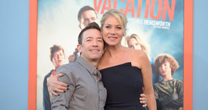 David Faustino Confirms 'Married... With Children' Spinoff