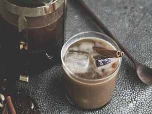 Stop Everything. THIS Is How You Make An Incredible Iced Coffee.