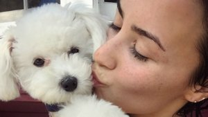 Demi Lovato's Moving Tribute to Dog: 'This Has Been the Most Painful Week of My Life'