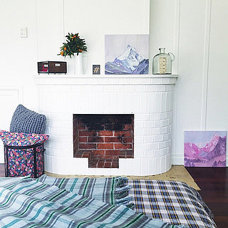 Plaid Interiors Trend Winter 2015