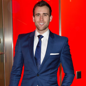 Matthew Lewis's Birthday Wish For J.K. Rowling 2015