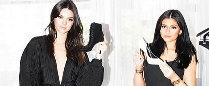 The Shoes Kendall and Kylie Have Designed So Far, Plus 10 More We Want to See