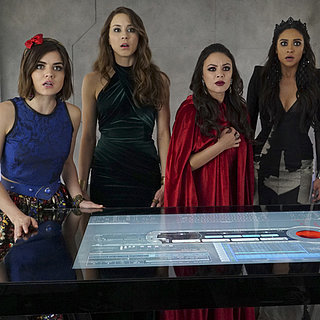 "Pretty Little Liars ""Game Over, Charles"" Episode Pictures"