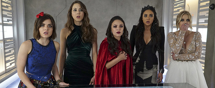 """Pretty Little Liars: """"A"""" Is Finally Unmasked! See the Prom-Filled Pics"""