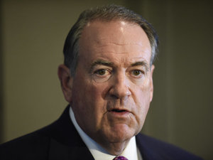 Mike Huckabee Will Not Rule Out Using Federal Troops To Stop Abortions