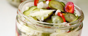 A Healthy Side That Helps With Weight Loss: Quick Pickles