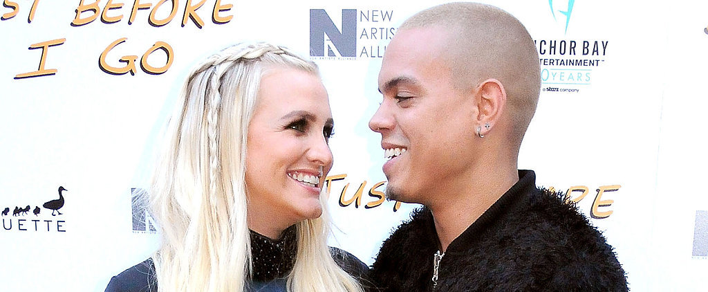 Find Out the Name of Ashlee Simpson and Evan Ross's Baby Girl!