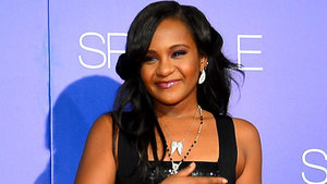 Family and Friends Attend Bobbi Kristina Brown's Memorial Service