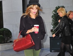 7 Celebs Who Make Getting Coffee Look Like a Catwalk