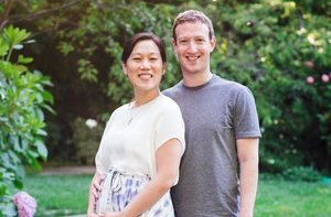 Facebook's Mark Zuckerberg and Wife Priscilla Chan Expecting First Child