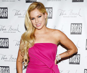 Avril Lavigne Wants to Make Movies, Has a Pizza Named After Her: 25 Things You Don't Know About Me