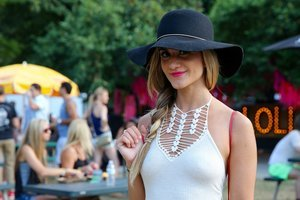 23 Lovely Lollapalooza Beauty Looks to Inspire Your Summer Style