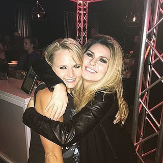 Miranda Lambert's Girls' Night Out With Shania Twain
