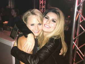 Miranda Lambert And Shania Twain Have A Girls' Night Out