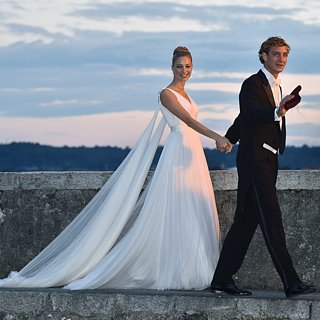 Monaco's New Royal Couple Throw a Second Wedding — See Their Beautiful Photos!