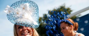 Racing Fans Saved Their Best Hats For Glorious Goodwood