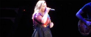 "You're Going to Want Your Own Copy of Kelly Clarkson's ""Wrecking Ball"" Cover"