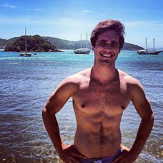 Diego Boneta Hot Instagram Pictures