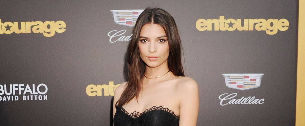 Emily Ratajkowski's British GQ Cover Is the Hottest Thing You'll See All Day