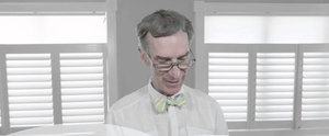 Bill Nye Reads Mean Tweets About Himself, and It's Awesome