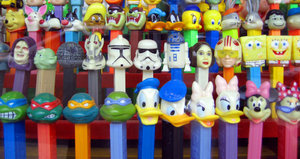 An Animated Movie About Pez Dispensers? Yes, It's Happening!