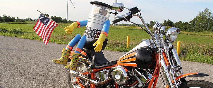 The Hitchhiking Robot's Trip Has Come to a Very Sad End