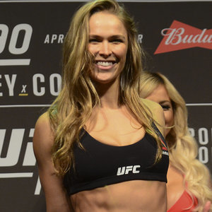 Ronda Rousey Defends Her UFC Title—and Badass Status