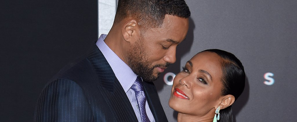 "Will and Jada Respond to Divorce Rumours, Call Each Other ""King"" and ""Queen"""
