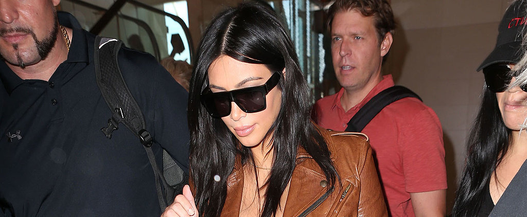 Kim's Latest Outfit Will Most Definitely Make You Do a Double Take