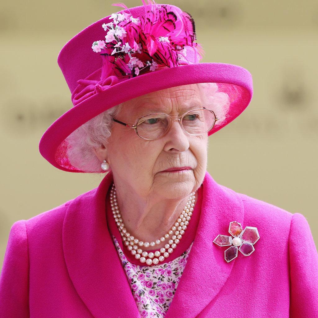 Funny Queen Elizabeth Moments | POPSUGAR Celebrity