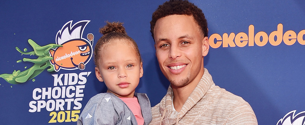 Riley Curry Will Steal Your Heart Once Again With This Adorable Photo