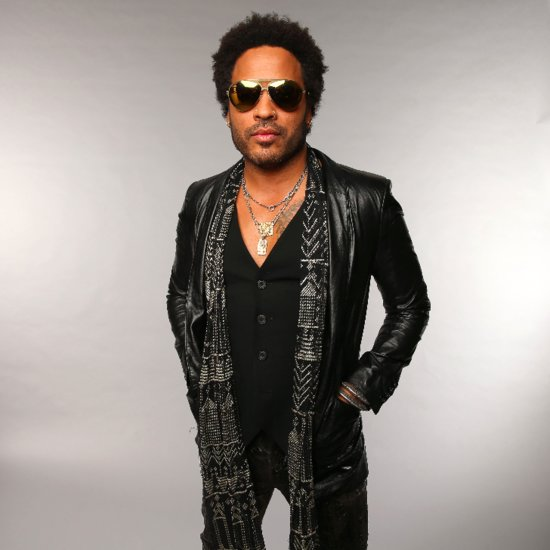 Lenny Kravitz Shares Photo With Lisa Bonet and Zoe Kravitz ...