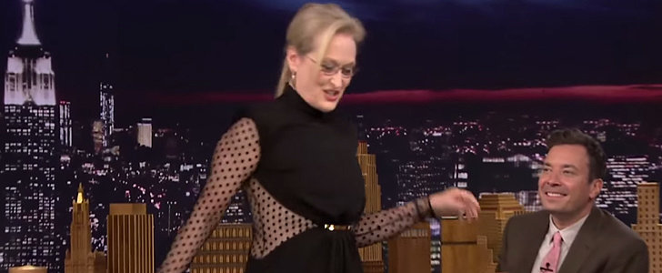 Meryl Streep's Impression of This Famous Rocker Is Guaranteed to Make You Laugh