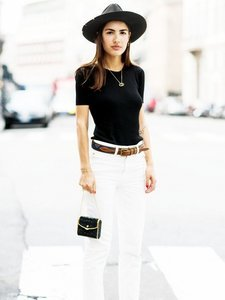 Inspiration for Styling Your Favorite T-Shirt