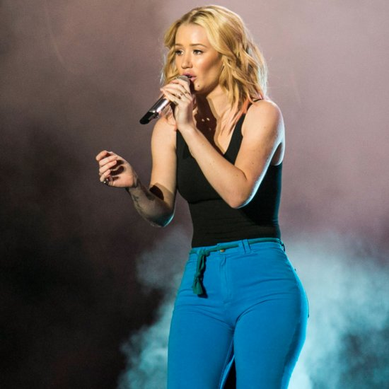 Iggy Azalea Opens Up About Getting Plastic Surgery
