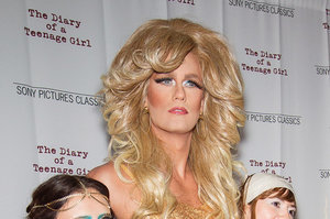This Is What Alexander Skarsgård Looks Like In Full Drag