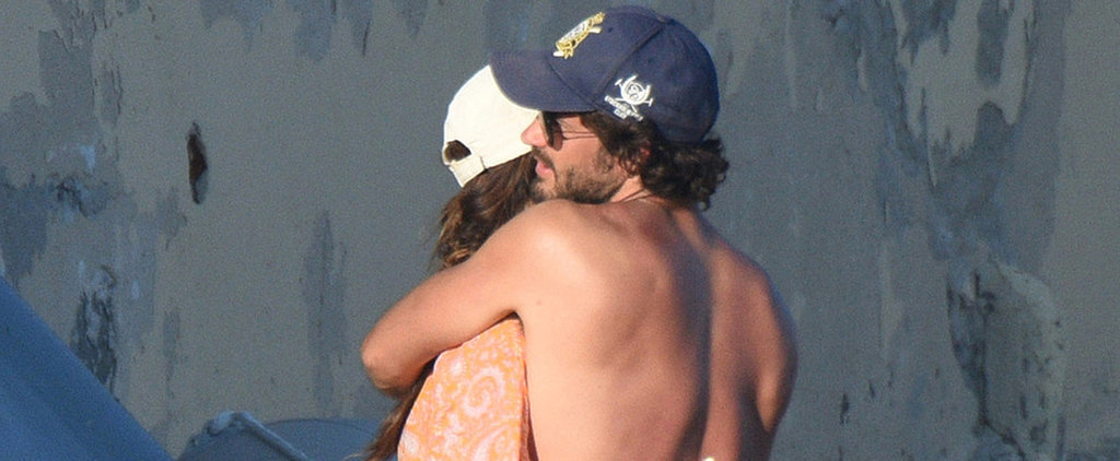 Prince Carl Philip and Princess Sofia Show PDA During a Family Beach Day