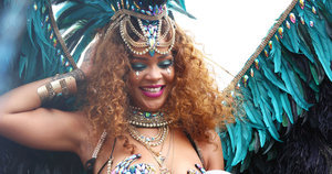 Rihanna Went to Carnival and Lived Her Best Life