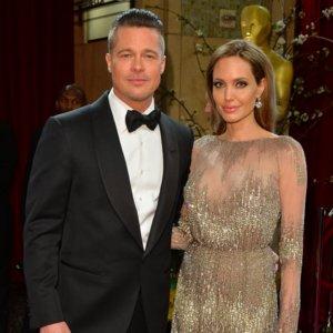 Angelina Jolie Talks Filming With Brad Pitt